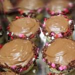Chocolate Lovecakes