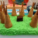 L'Arcada Camp Cake